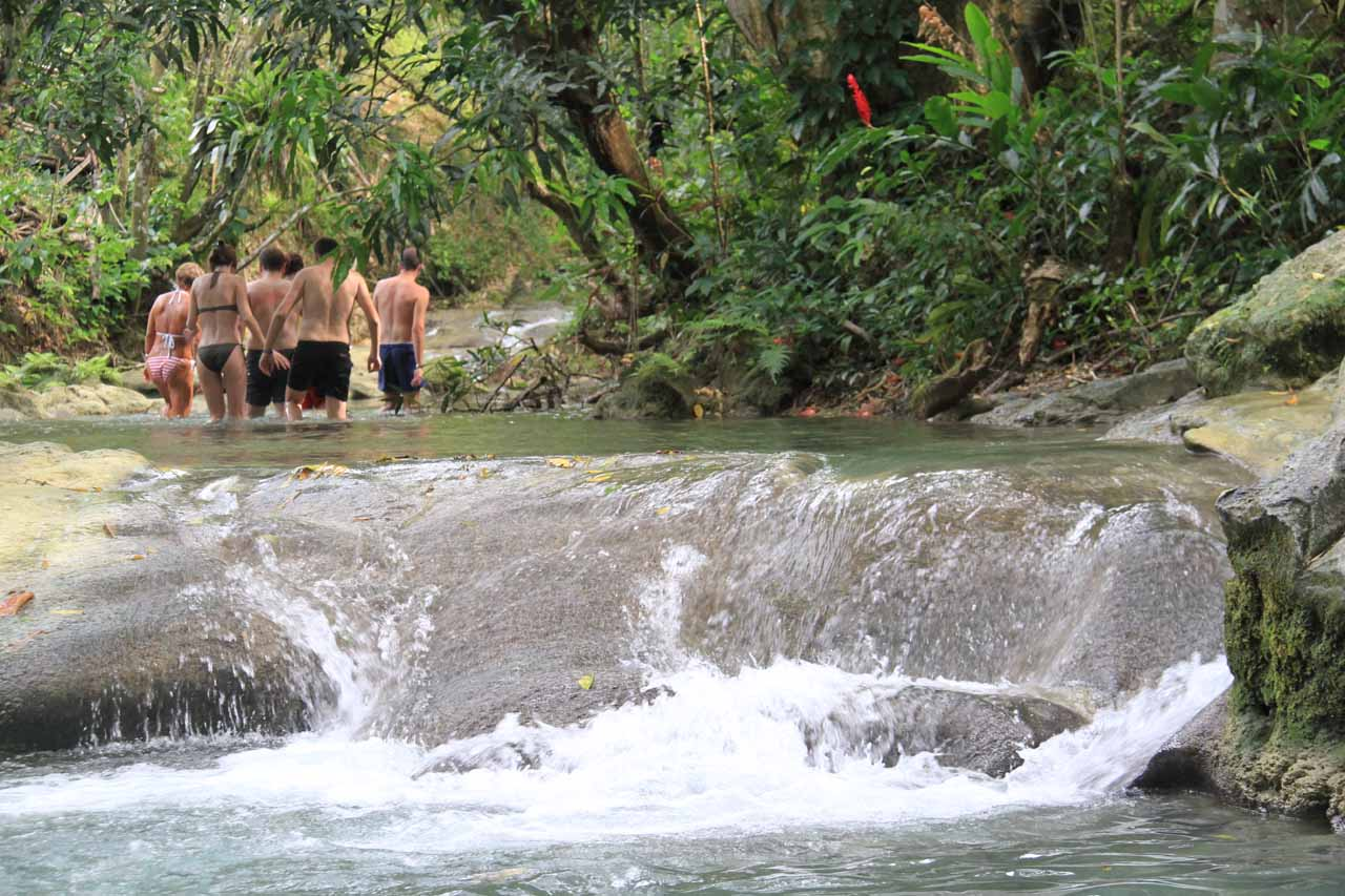 Mayield Falls